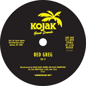 Red Greg / Do It / Peace
