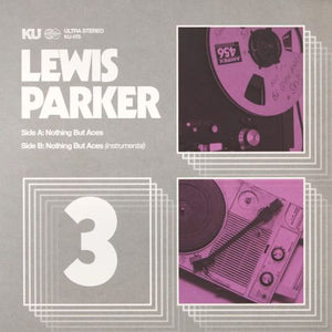 Lewis Parker / The 45 Collection No. 3 - Luv4Wax