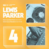 Lewis Parker / The 45 Collection No. 4 - Luv4Wax