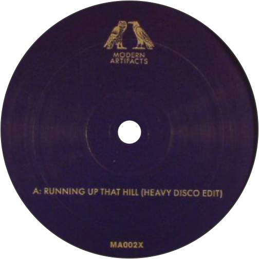 Heavy Disco ‎/ Running Up That Hill (Heavy Disco Edit)