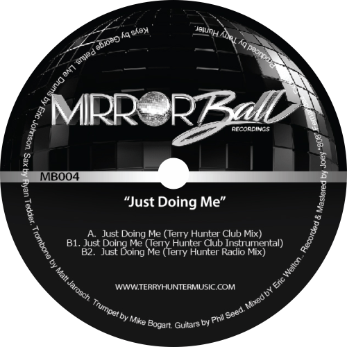 Melba Moore / Just Doing Me