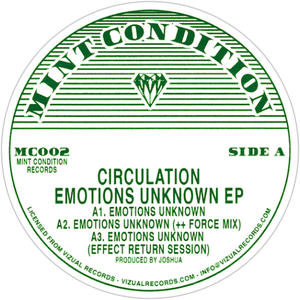Circulation / Emotions Unknown - Luv4Wax