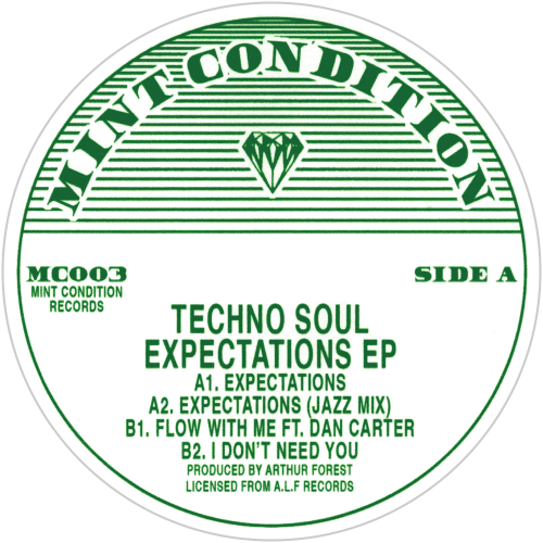Techno Soul / Expecations - Luv4Wax
