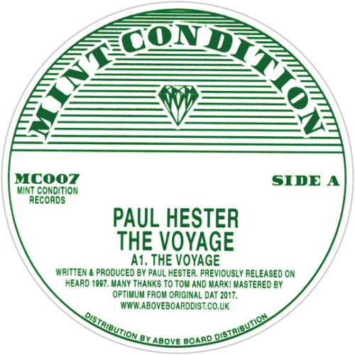 Paul Hester / The Voyage - Luv4Wax