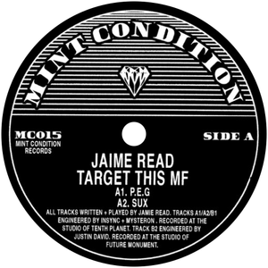 Jaime Read / Target This MF - Luv4Wax