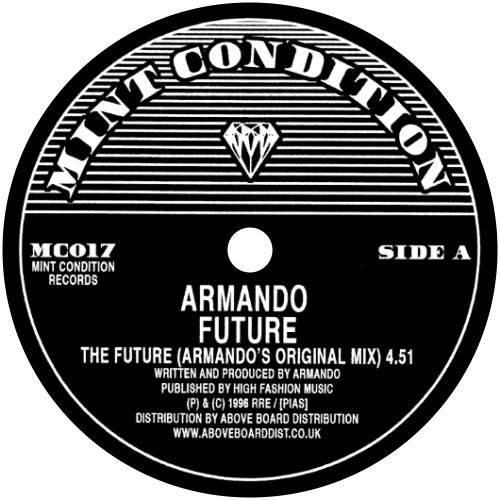 Armando / Future - Luv4Wax