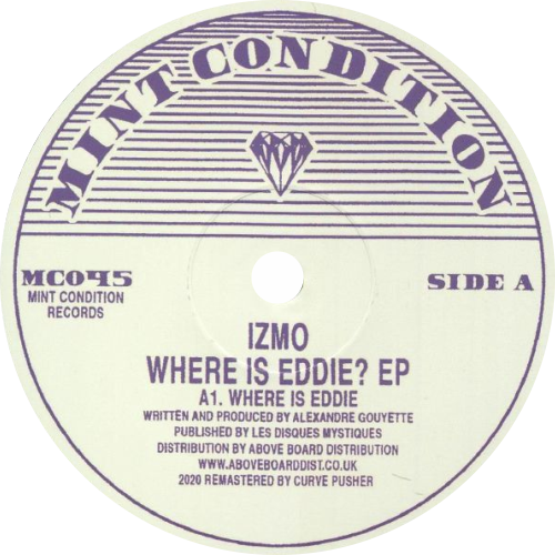 IZMO / Where Is Eddie? EP