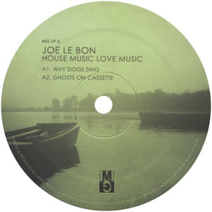 Joe Le Bon / House Music Love Music - Luv4Wax
