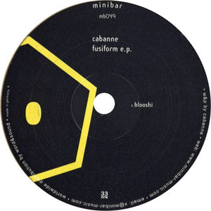 Cabanne / Fusiform EP - Luv4Wax
