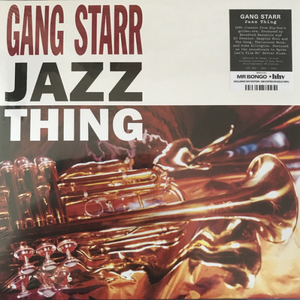 Gang Starr / Jazz Thing (Gold Vinyl)