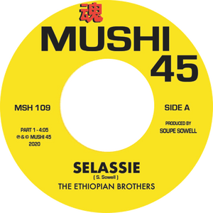 The Ethiopian Brothers / Selassie
