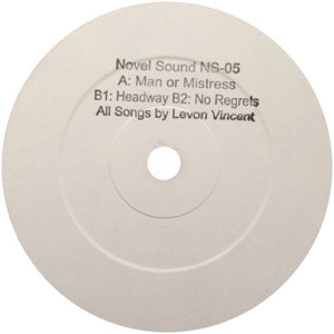 Levon Vincent / Man Or Mistress - Luv4Wax