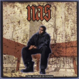 Nas / The World Is Yours - Luv4Wax
