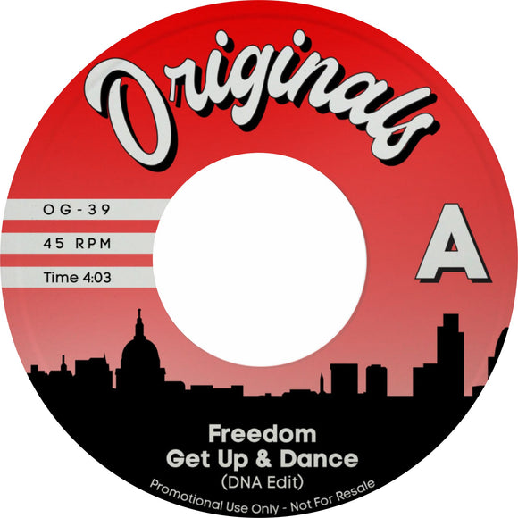 Freedom, SWV, , Wu Tang Clan / Get Up & Dance (DNA Edit) / Anything (DNA Edit)