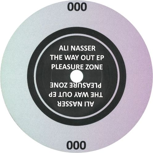 Ali Nasser / The Way Out EP - Luv4Wax