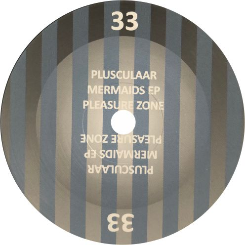 Plusculaar / Mermaids EP - Luv4Wax