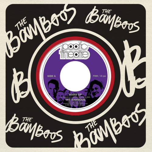 The Bamboos ‎/ Hard Up