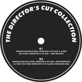 Frankie Knuckles & Eric Kupper / The Director's Cut Collection - Luv4Wax
