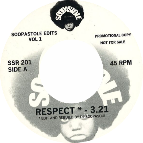 DJ Soopasoul / Respect / Dance Across The Floor