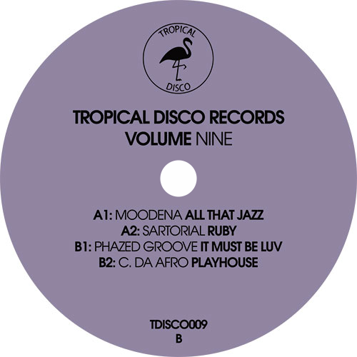 Various / Tropical Disco Records Volume Nine
