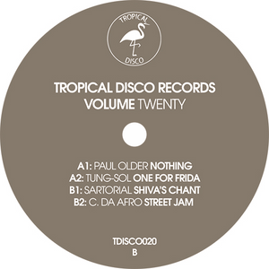 Various ‎/ Tropical Disco Records Volume Twenty