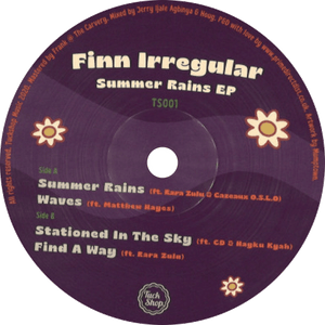 Finn Irregular / Summer Rains EP