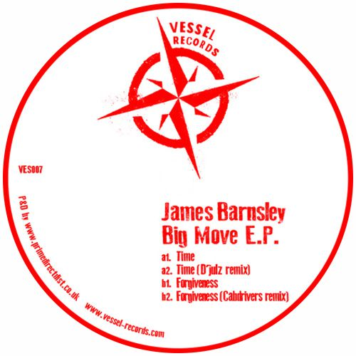 James Barnsley / Big Move EP - Luv4Wax
