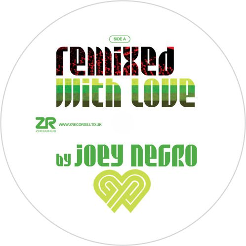 Various /  Remixed With Love By Joey Negro - Luv4Wax