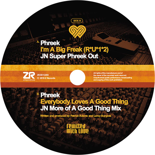 Various / Remixed With Love by Joey Negro / Winter 2020 Sampler - Luv4Wax