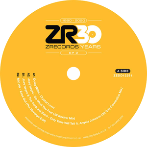 Various  /  Dave Lee presents 30 Years of Z Records – EP 2