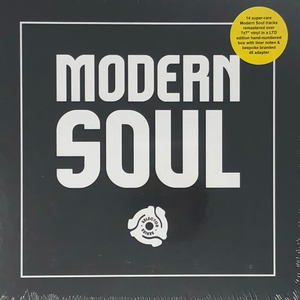 Various / Modern Soul - Luv4Wax