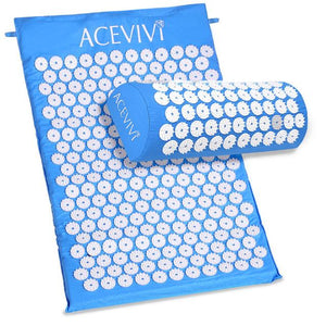 Clearance Acupressure Mat - Great For Stress Relief, Relax, Renew, Recharge