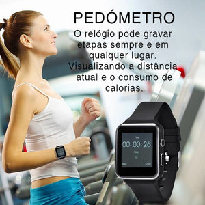Smart Watch PRO com Câmera 2019