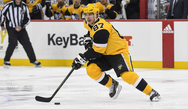 After reviewing video of gameplay, we found that elite skaters in particular (also notably Nathan MacKinnon and Sidney Crosby among a few others), often use forward crossovers to navigate in-game action while accelerating up the ice.