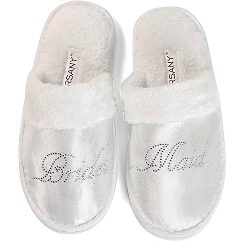 Bridesmaid Slippers