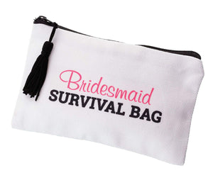 Bridesmaid Survival Kit