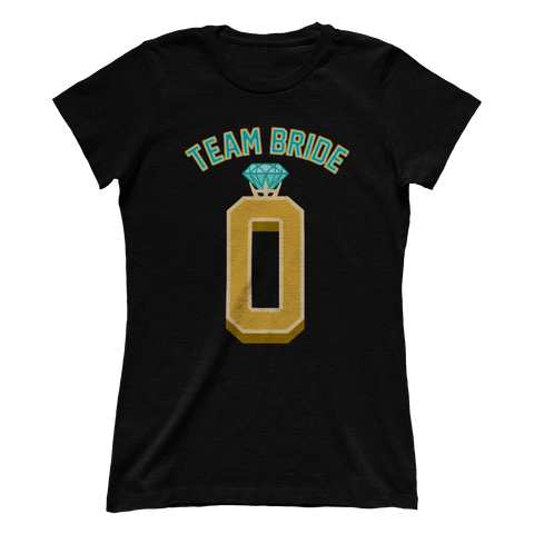 Image of Team Bride Apparel