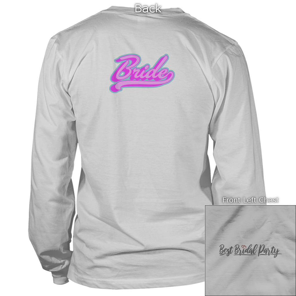 Bride Back Design Apparel