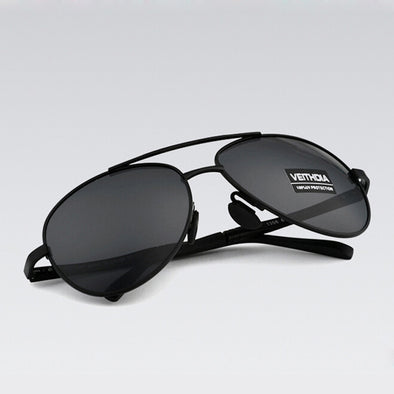 VEITHDIA Designer Aviator Polarized Sun Glasses