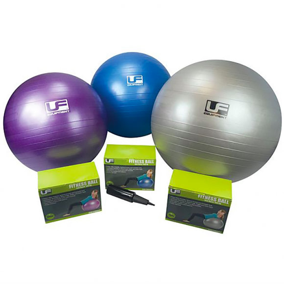 Burst Resistance Swiss Ball With Free Pump