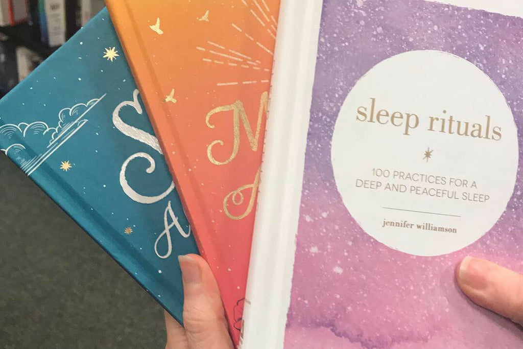 Self-Care Books to Help You Rest, Rise & Shine (P.S. I wrote them!)