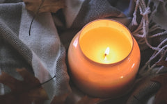 Burn Your Thoughts: A Candle Gazing Ritual for Letting Go