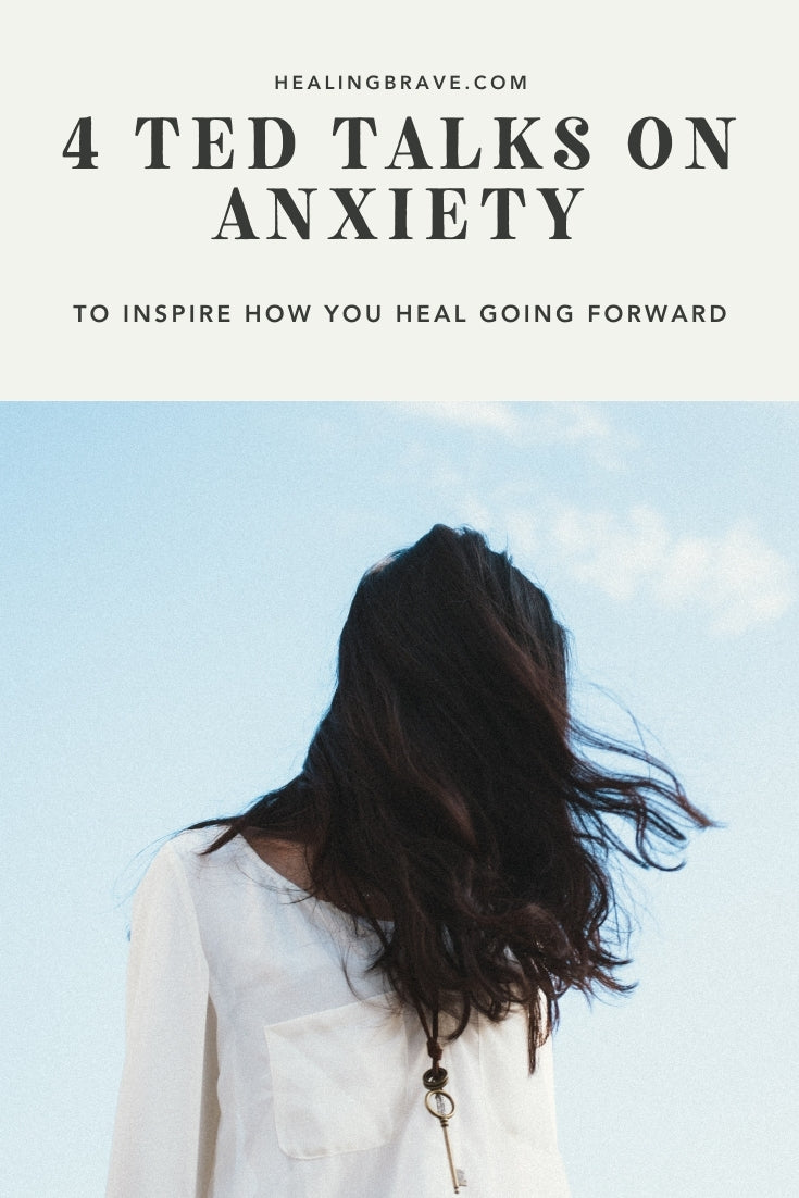 If your head could use some fresh air, watch these TED Talks on anxiety. They'll help you embrace life for what it is, and yourself for who you are. You might even find something new to embrace: a new life, a new hope, new energy. And since we're all connected, all here together, when you heal, the world heals with you.