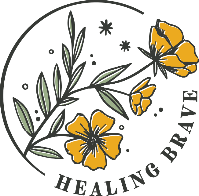 Healing Brave is for people like you who want to turn their pain into medicine. You'll find poetry prints, affirmations, rituals, books, and other words of hope and heart to help you heal better. To help you feel and breathe and give back differently. So you can do more than just survive.