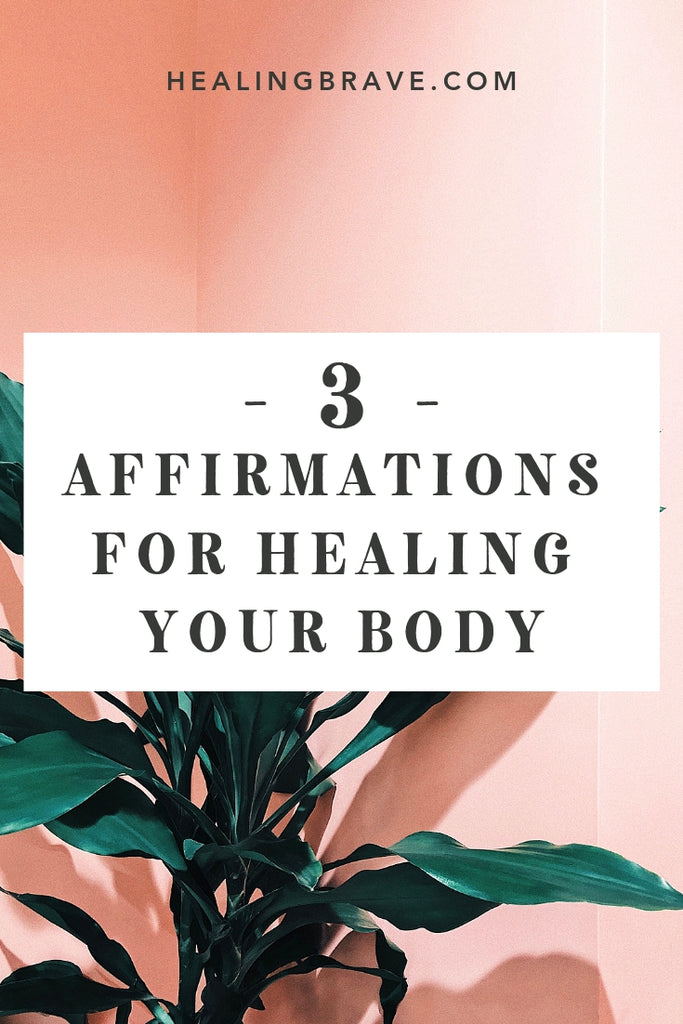 Your body is incredible. It gives you the means to experience what it's like to be conscious and alive on earth. And sometimes that hurts. If you're dealing with chronic pain or a recent injury, use these affirmations. They'll support whatever else you're doing to heal.