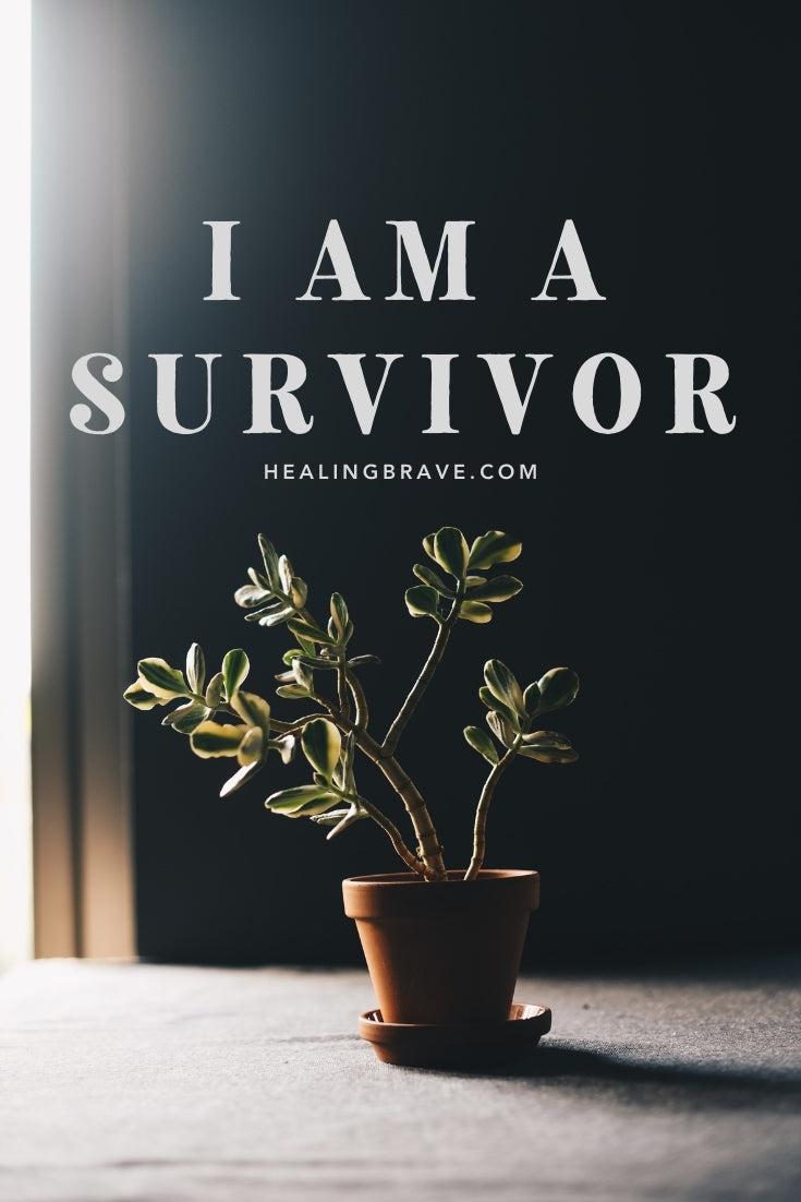 """Long story short, you survived impossible things. No matter how impossible it felt to keep going, you did, because you are a survivor. You're the one who needs to be telling yourself: """"I am a survivor."""" Read this affirmation to keep believing in what you can do."""