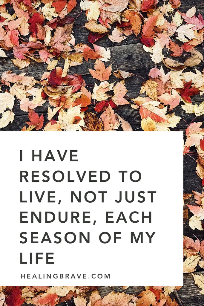 As you enter a new season of expansion, it's OK to be uncomfortable. New beginnings can be messy. Read these quotes to remember that all seasons of life, even the ones you like the least, represent new life. Hope can carry you through every phase, every season of your soul… that's what hope does.