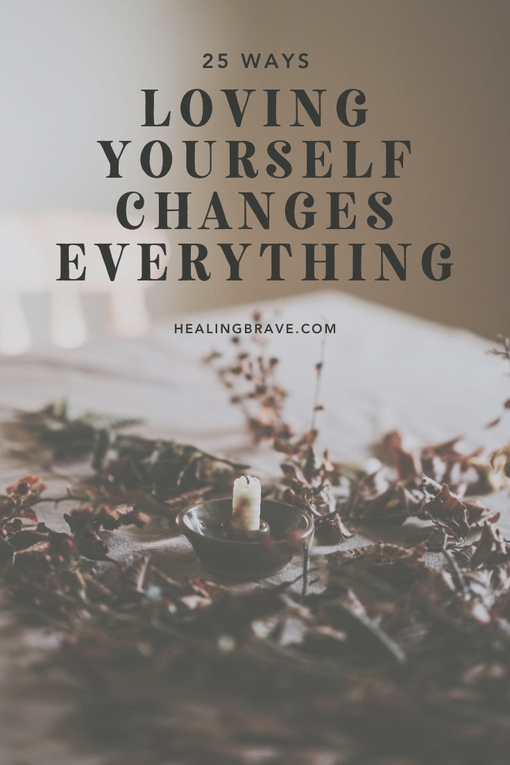 It's hard to love your life when you're mean to yourself all the time. Loving yourself isn't as easy as it sounds (but you probably know that). Yet it's rewarding, enduring, and leads to love elsewhere. If you want to love and respect yourself, but you're not sure you deserve it, read this.