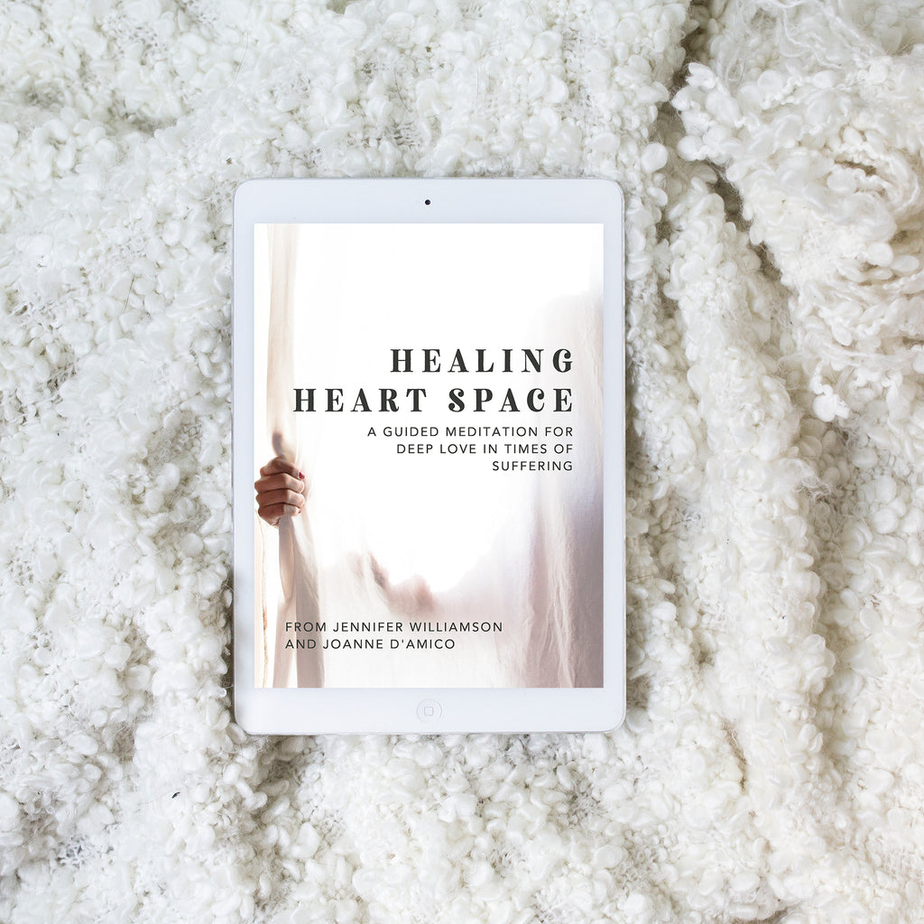 Healing Heart Space: A Guided Meditation for Deep Love in Times of Suffering