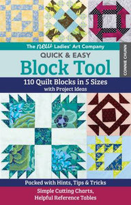 Copy of Quick & Easy Block Tool Book by C&T Publishing